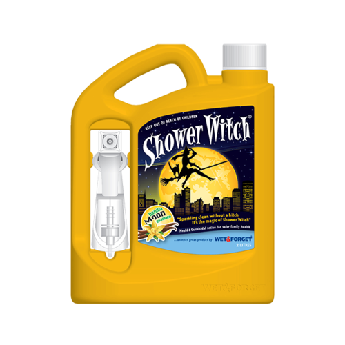 Wet & Forget Shower Witch 2L Total Bathroom Cleaner