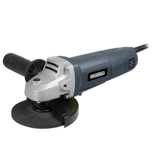 Rockwell 750W Angle Grinder 100mm Corded Electric