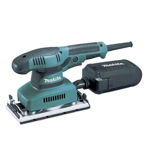 Makita 190W Orbital Sander 1/3 Sheet 185mm B03710X