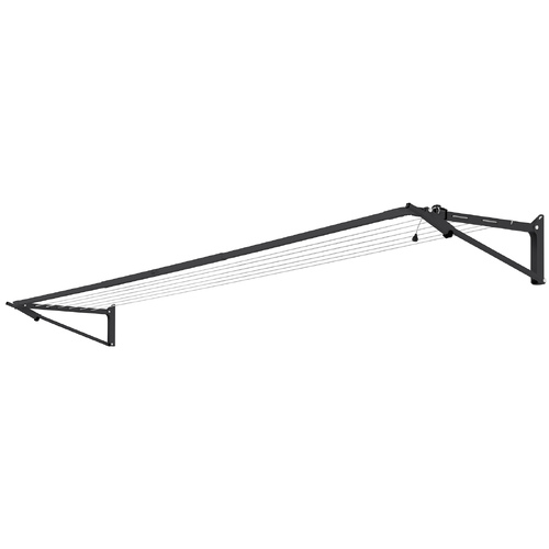 Austral Slenderline20 Fold Down Clothesline - Multiple Colours Available
